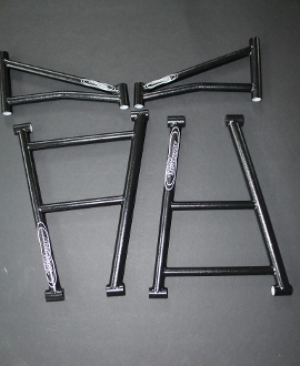 "M-Chassis 40"" Cro-moly/Docol A-Arm Kit"