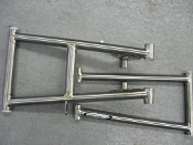 "38"" Apex Titanium A-Arm Kit"